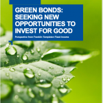 Green bonds seeking new opportunites to invest in good